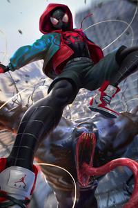 Spider Verse New