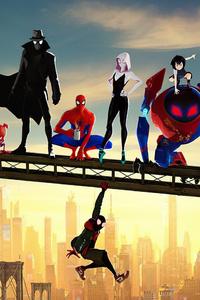 Spider Verse Spider 2020