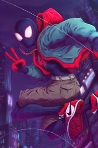 Spider Verse Spider Man 4k