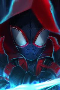 Spider Verse Spiderman 5k
