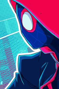Spider Verse Spiderman 8k