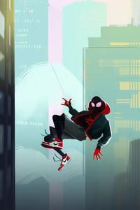 2160x3840 Spider4k Man
