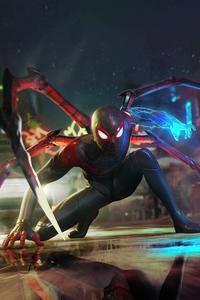 640x960 Spiderman 2 2021