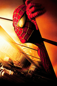 1125x2436 Spiderman 2002 4k