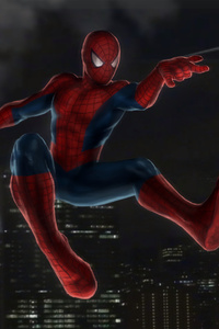 Spiderman 2018 Art