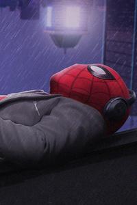 Spiderman 2018 Artwork