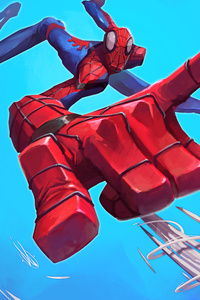 Spiderman 2019 New Artwork