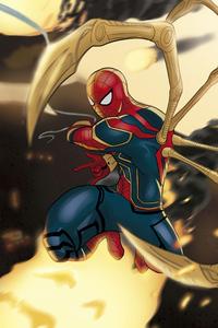 Spiderman 2020 Art 4k