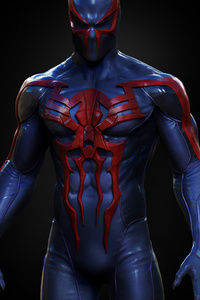 Spiderman 2099 4k 2020