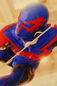 Spiderman 2099 4k Ps4