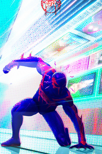 800x1280 Spiderman 2099 Spider Verse 2