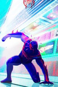 Spiderman 2099 Spider Verse 2