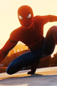 Spiderman 4k 2018 Ps4 Pro