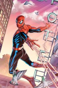 Spiderman 4k Art New