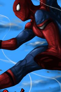 Spiderman 4k Arts