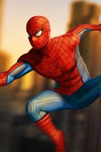 Spiderman 4k New 2019