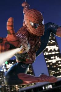 Spiderman 4k New Digital Art