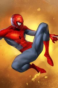 Spiderman 4k New Digital Artwork
