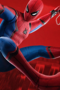 240x400 Spiderman 4k Neww