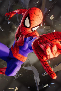Spiderman 4k Ps4 Game
