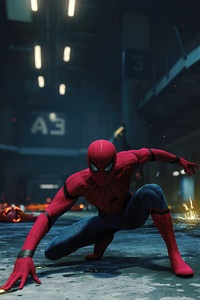 Spiderman 4k Ps4