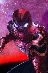 Spiderman 5k Avengers Infinity War