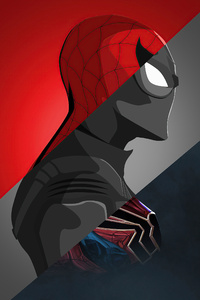 Spiderman 5k Minimalism
