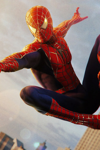 Spiderman 8k