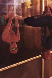 Spiderman 95 Comic Poster