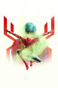Spiderman And Mysterio 4k Art