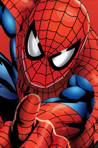 Spiderman Art 4k New
