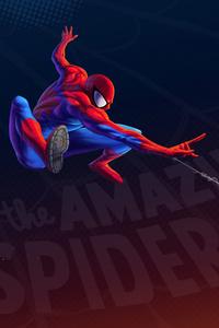Spiderman Artwork 4k 5k