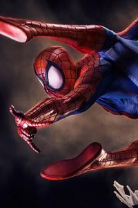 Spiderman Artwork 4k