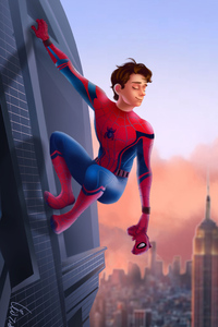 Spiderman Artwork New