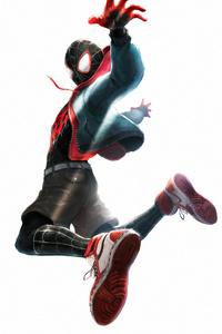 2160x3840 Spiderman Bye