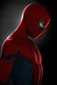 Spiderman Closeup 4k