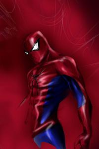 Spiderman Comic Art 4k