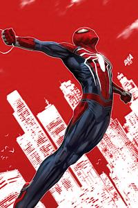 2160x3840 Spiderman Comic Arts 4k