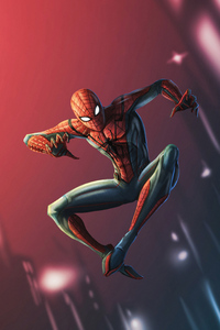 1080x2160 Spiderman Comics