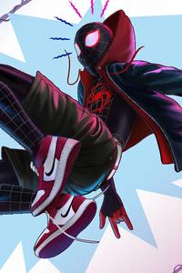 Spiderman Cool Artwork4k