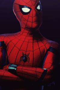 Spiderman Cosplay 4k