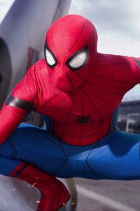 Spiderman Cosplay Civil War