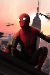 540x960 Spiderman Dc Comic Cover Art