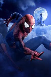 Spiderman Disneyland Paris Marvel Summer Of Superheroes