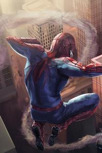 Spiderman Fan Art 4k