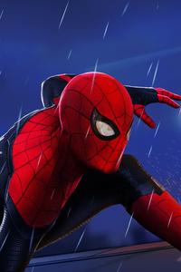 Spiderman Far From Home Movie 5k