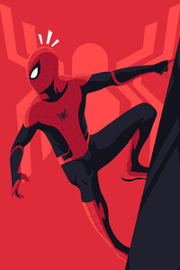Spiderman Far From Home Movie Art