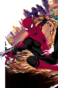 Spiderman Far From Home New