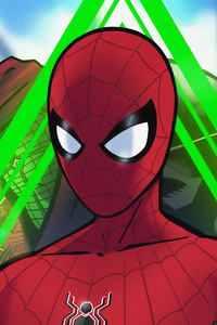 Spiderman Far From Home Newart