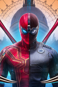 640x1136 Spiderman Far From Home Suit